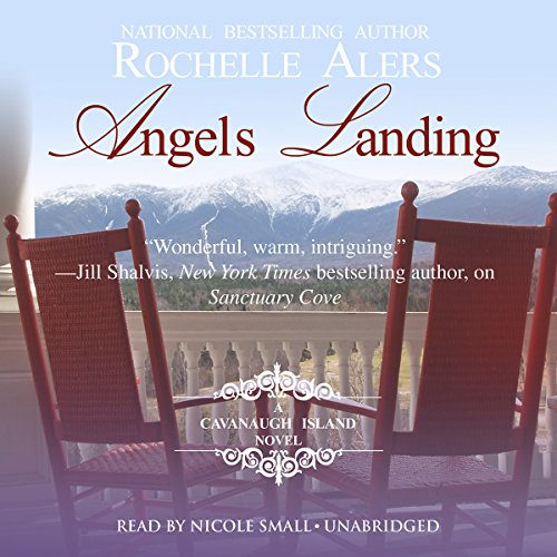 Angels Landing audiobook cover art