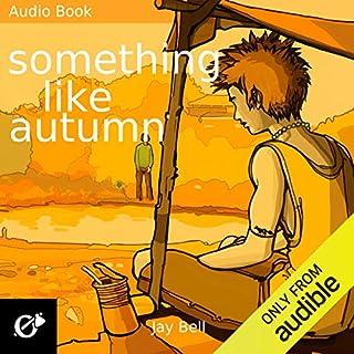 Something Like Autumn audiobook cover art