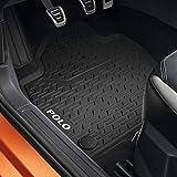Volkswagen 2G1-061-502-82V Alfombrillas Delanteras para Todas Las Condiciones climáticas