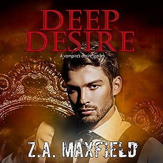 Deep Desire audiobook cover art