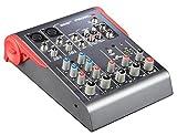 Proel Mi6 mixer analogico per studio, live, karaoke, animazione