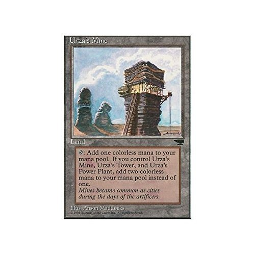 Magic The Gathering - Urza39;s Mine (Tower) - Chronicles