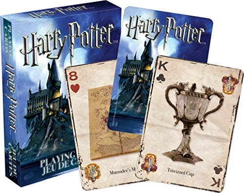 Aquarius Harry Potter Playing Cards