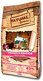 Natural Greatness Sensitive Indoor Alimento Seco Completo