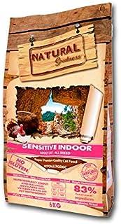 comprar comparacion Natural Greatness Sensitive Indoor Alimento Seco Completo para Gatos - 2000 gr