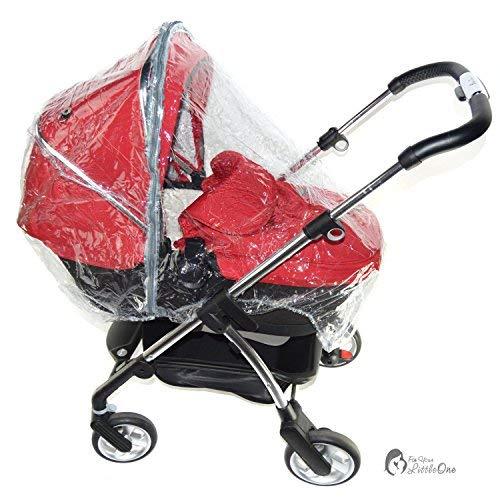 Regenschutz Kompatibel mit 4Moms Origami Babytragetasche 198