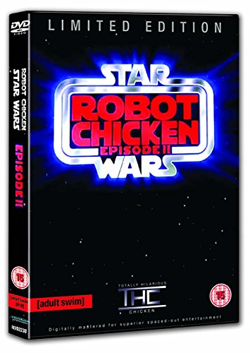 Robot Chicken Star Wars Episode 2 [Edizione: Regno Unito] [Edizione: Regno Unito]