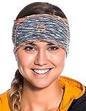 Gregster Damen und Herren Stirnband Unisex Sportstirnband zum Laufen atmungsaktiv Funktionsstirnband -