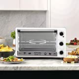 Kutchina Zephire Oven Toaster Griller 24 LTR - Stailess Steel Heating Element