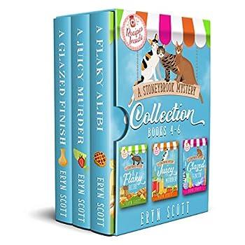 A Stoneybrook Mystery Collection  A Cozy Mystery Box Set Books 4-6