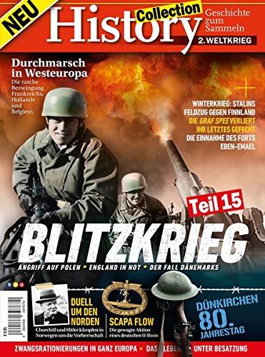History Collection Teil 15: BLITZKRIEG: Angriff auf Polen England in Not Der Fall Dänemarks