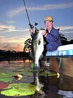 Trophy Bass Fishing with Pat Cullen DVD