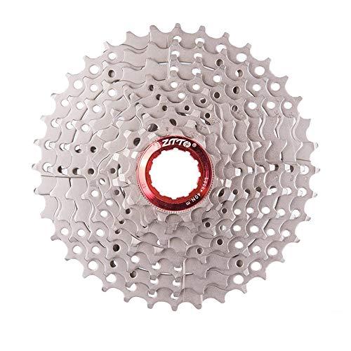FYstar ZTT0 pièces de vélo de vélo de Route pignon de Cassette de Roue Libre à 9 Vitesses 11-25 T / 28 T / 32 T / 36 T / 40 T / 46 T / 50 T pignon de Vitesse de VTT