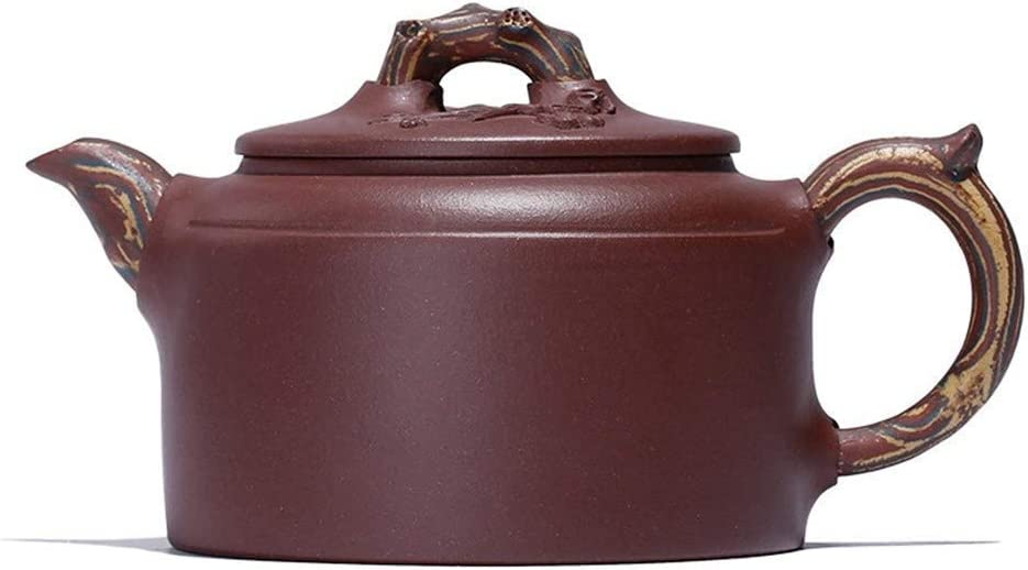 HUAXUE Teapot Japanese, Full T Clay Manufacturer OFFicial shop Handmade Fashion Twisted