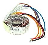 Trasformatore toroidale 80 VA 2 x 115 V: 2 x 24 V