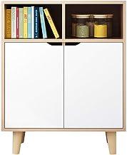 Multifunctional Sideboard Storage Cabinet Storage Cabinet with Doors Standing Cupboard Bathroom Cabinet Sideboard Entryway...