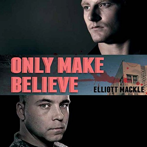 Only Make Believe: A Novel audiobook cover art