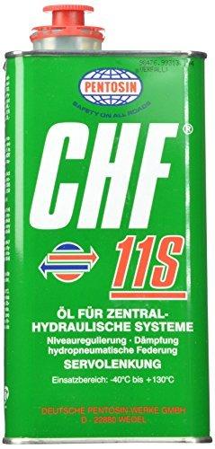 pentosin CHF 11S Synthetic Hydraulic Fluid–1l)