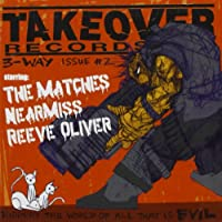 Takeover Records 3 way issue #2