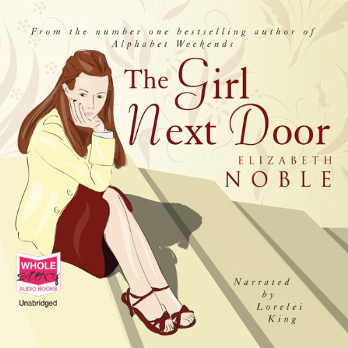 Girl Next Door audiobook cover art