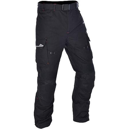 Motonation Apparel Phantom Tourventure Textile Pants Black Medium