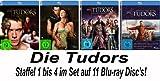 Die Tudors Staffel 1-4 [Blu-ray]
