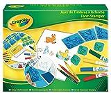CRAYOLA - Giochi ricreativi, Set di timbrini