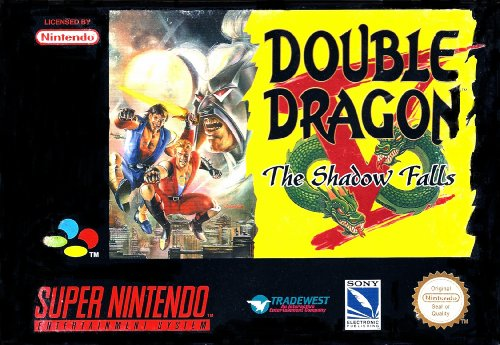 Double Dragon V The Shadow Falls - SNES