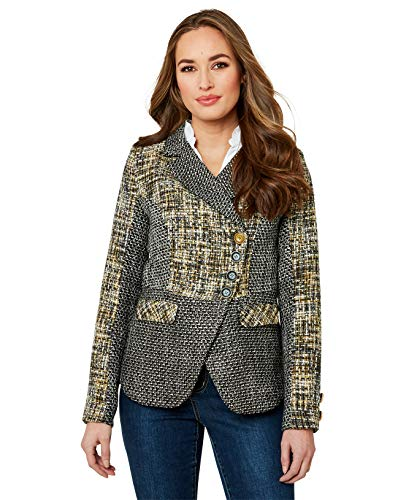 Joe Browns Joe's Favourite Jacket Giacca, Multi, 46 Donna