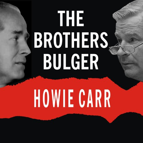 The Brothers Bulger audiobook cover art
