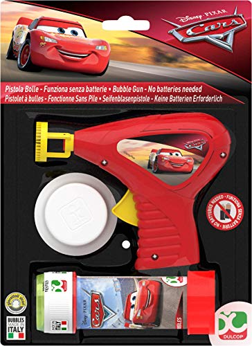 DULCOP - 500.063500 - Cars - pistool waterpas - 12 x 9,75 x 4,9 cm - tube zeep - 60 ml