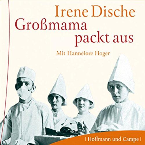 Großmama packt aus audiobook cover art