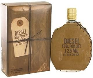 Fuel For Life Cologne by Diesel, 4.2 oz Eau De Toilette Spray for Men