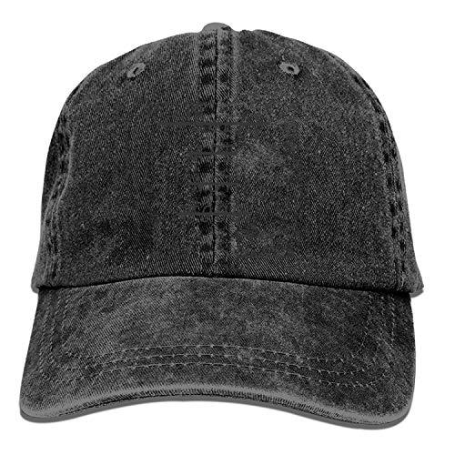 Baseball Cap-Flowers zijn geen voedsel cowboy hoeden voor mannen vrouwen, sport honkbal caps