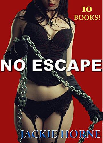 FEMDOM: No Escape (10 Book Femdom Mega Bundle. Strapped On Female Domination Face Sitting Cuckold Humiliation)