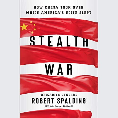 Stealth War cover art