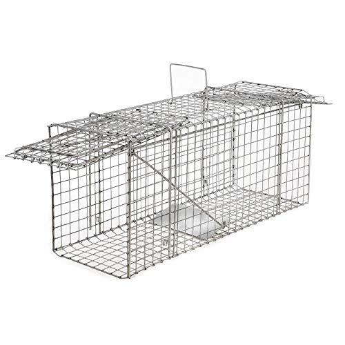 OSE Cage à nuisibles Double entrée Grand modèle