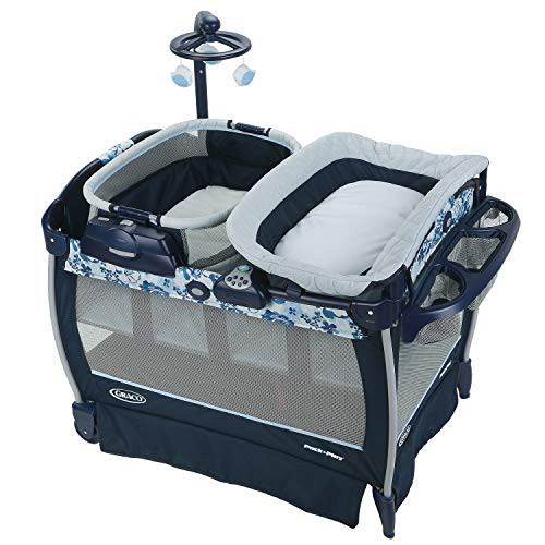 Graco Pack 'n Play Nearby Seat Playard, Tessa