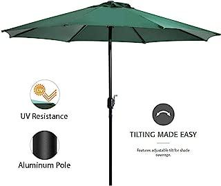 heavy duty outdoor patio umbrella