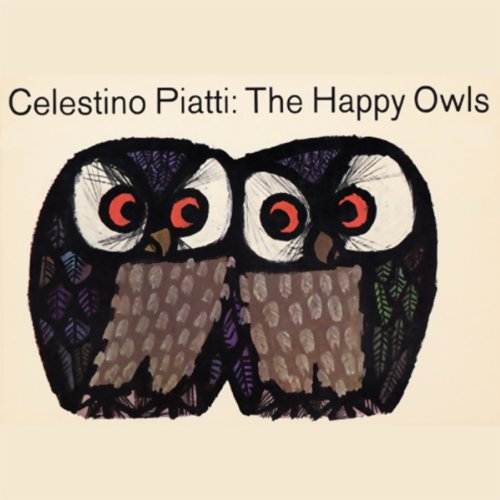 The Happy Owls audiobook cover art