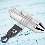 Filmena Guiro, Percussion Instrument music gift Guiro, Guiro set, Silver for professional for amateur performance Filmena8sb5t4m7ig