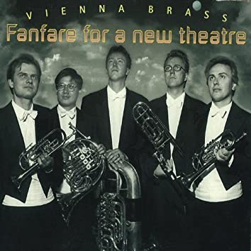 Fanfare for a new theatre 2 CD
