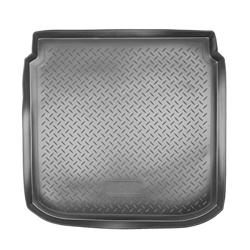 Sotra Auto Kofferraumschutz für den Seat Altea XL Freetrack - Maßgeschneiderte antirutsch Kofferraumwanne für den sicheren Transport von Einkauf, Gepäck und Haustier