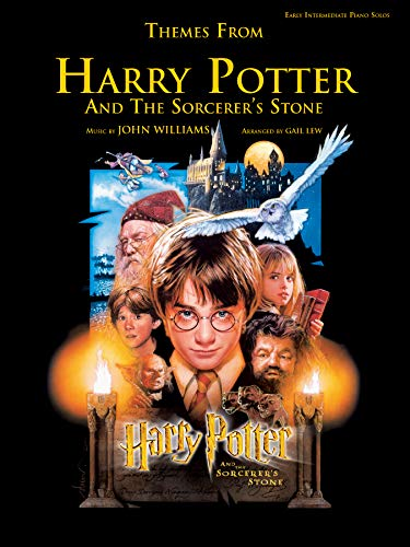 Themes from Harry Potter and the Sorcerer's Stone, Level 3: Early Intermediate Piano Solos: Level 3 Piano Solos