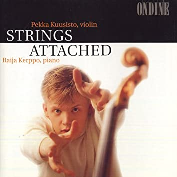 Kuusisto, Pekka: Strings Attached