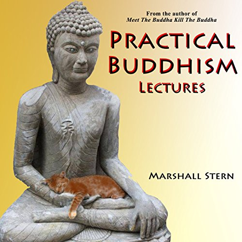 Practical Buddhism Lectures audiobook cover art
