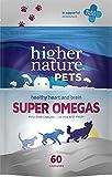 Super Omegas 3 6 9 para perros y gatos 60 cápsulas
