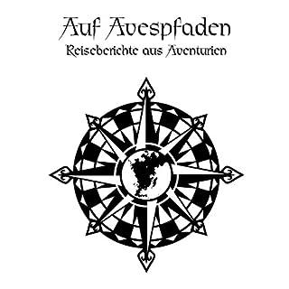 Auf Avespfaden: Reiseberichte aus Aventurien (Das Schwarze Auge - Quellenband) Titelbild