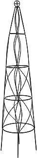 Outdoor Garden Obelisk Trellis 51