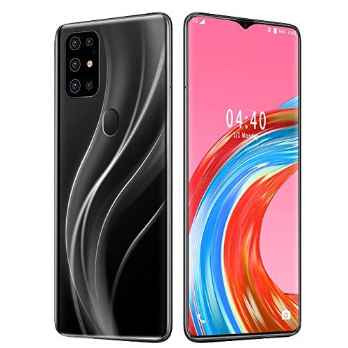 S21 Moviles Libres 4G,Teléfono Móvil 6.7'' Pulgadas 32GB ROM Android 9.0 Quad-Core Smartphone Libres 4800mAh Batería Moviles Buenos Dual SIM Cámara 13MP